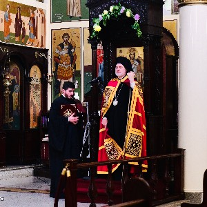 His Eminence Archbishop Elpidophoros Homily for the Vespers of Ss. Constantine & Helen