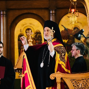 Homily at the Divine Liturgy (Chorostasia) for Saturday of Souls and Memorial Service