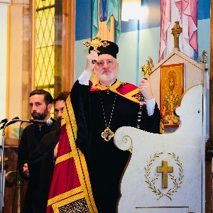 His Eminence Archbishop Elpidophoros Homily on the Feast Day of Saint Bartholomew