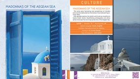 Madonnas of the Aegean Sea