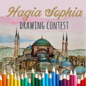 Saint Photios Greek Orthodox National Shrine  2021 Drawing Competition