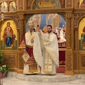 Father Efstratios Magoulias Ordained to the Holy Priesthood