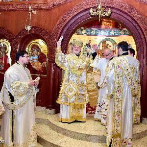 Address on Ordination to the Diaconate of Emanuel Tsarnas The Fifteenth Sunday of Saint Luke