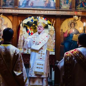 Archbishop Elpidophoros of America,  Homily at the Divine Liturgy on the Sunday after the Holy Theophany