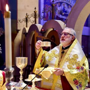 Archbishop Elpidophoros of America,   Homily at the Divine Liturgy on the Twelfth Sunday of Saint Luke