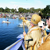 107th Epiphany Day Celebrated in Tarpon Springs