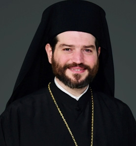 Bishop Apostolos of Medeia appointed Spiritual Advisor of the National Philoptochos