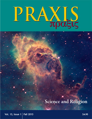 Volume 13, Issue 1 (2013): Science and Religion