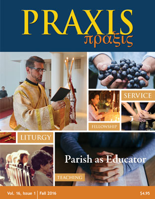 Volume 16, Issue 1 (2016): Parish as Educator