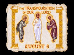 The Transfiguration - Exploring the Feasts of the Orthodox Christian Church