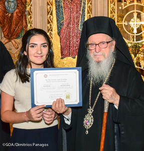 Three Hierarchs Awards Ceremony Honors 65 Students