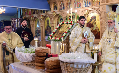 """We are sons and daughters of light,"" says Archbishop Demetrios on the Feast of the Transfiguration of Christ"