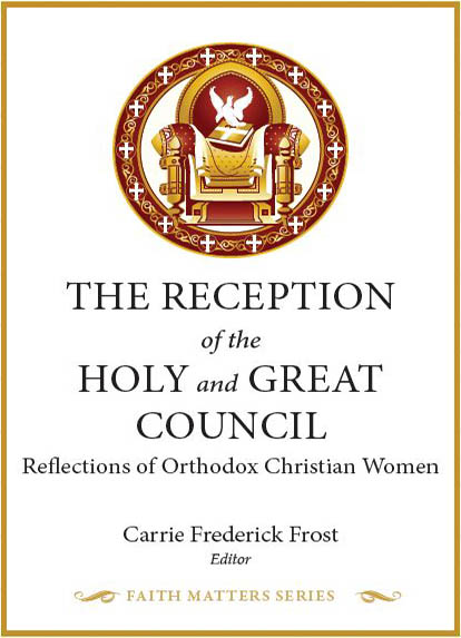 New Publication on the Holy and Great Council by the Ecumenical Department