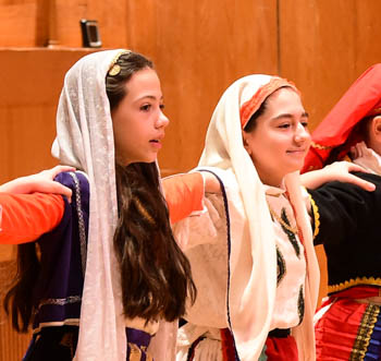 PARATHOSI 2019 Youth Dance Festival Celebrated Hellenic Culture and Heritage