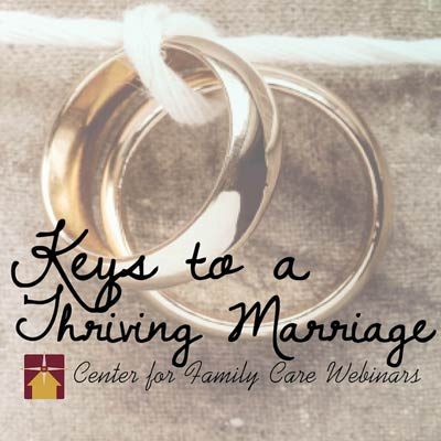 Keys to a Thriving Marriage