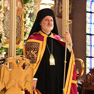 Video: Enthronement of His Eminence Archbishop Elpidophoros