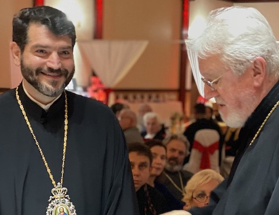 Bishop Apostolos Represents Archbishop Elpidophoros at Clergy-Laity (Sobor) of the Ukrainian Orthodox Church of the United States of America