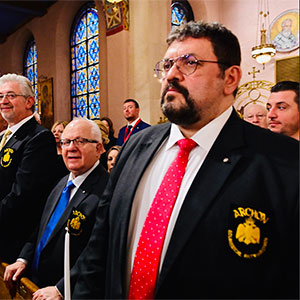 Address at Archon Investiture (October 20, 2019)