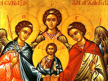 Archiepiscopal Encyclical for the Feast of the Synaxis of the Holy Archangels