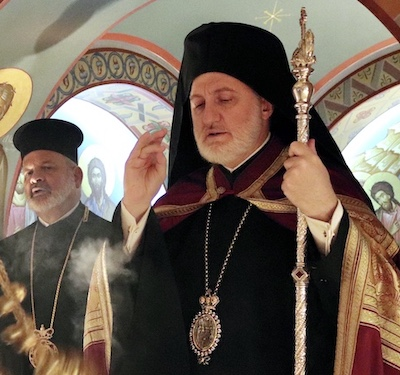 St. Photios National Shrine Welcomes Archbishop Elpidophoros of America